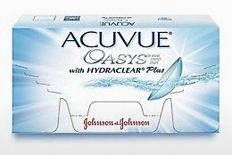 Lentilles de contact Johnson & Johnson ACUVUE OASYS for ASTIGMATISM CYP-12P-REV