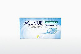 Lentilles de contact Johnson & Johnson ACUVUE OASYS for PRESBYOPIA (ACUVUE OASYS for PRESBYOPIA AL-6P-REV)