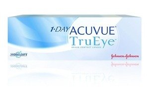 Johnson & Johnson 1 DAY ACUVUE TruEye 1D4-90P-REV