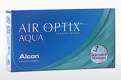 Contact Lenses Alcon AIR OPTIX AQUA (AIR OPTIX AQUA AOA6)