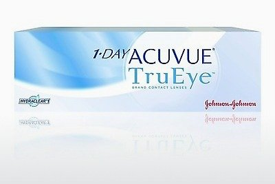 Lentilles de contact Johnson & Johnson 1 DAY ACUVUE TruEye 1D4-90P-REV
