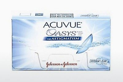 Contact Lenses Johnson & Johnson ACUVUE ADVANCE for ASTIGMATISM (ACUVUE ADVANCE for ASTIGMATISM AGT-6P-REV)