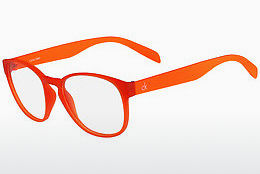 Lunettes design Calvin Klein CK5875 533 - Orange