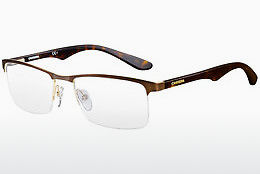 Eyewear Carrera CA6623 8FX - Brown, Gold, Havanna
