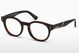 Eyewear Diesel DL5231 052 - Brown, Havanna