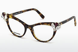 Eyewear Dsquared DQ5213 055 - Multi-coloured, Brown, Havanna