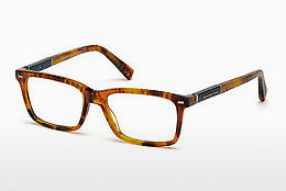 Eyewear Ermenegildo Zegna EZ5037 054 - Red, Brown, Havanna