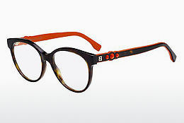 Eyewear Fendi FF 0275 086 - Orange