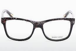 Lunettes design Guess by Marciano GM0279 050 - Brunes, Dark