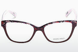 Lunettes design Guess by Marciano GM0280 083 - Pourpre