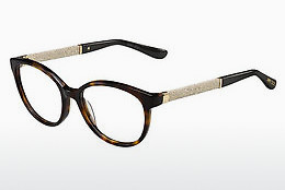 Eyewear Jimmy Choo JC118 VUU - Brown, Havanna