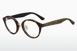Eyewear Jimmy Choo JC197/F OCY - Brown, Havanna