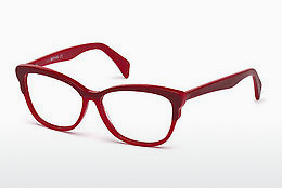 Lunettes design Just Cavalli JC0702 066 - Rouges, Shiny
