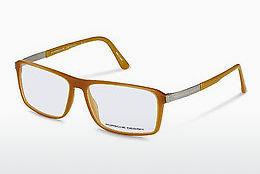 Lunettes design Porsche Design P8259 C - Orange