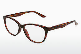 Eyewear Puma PE0033O 002 - Brown, Havanna