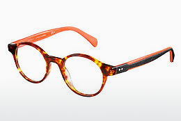 Eyewear Seventh Street S 257 X2T - Orange, Brown, Havanna