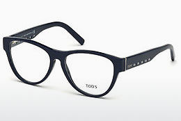 Lunettes design Tod's TO5180 090 - Bleues