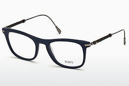Lunettes design Tod's TO5183 091 - Bleues