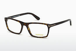 Lunettes design Tom Ford FT4295 052 - Brunes, Dark, Havana