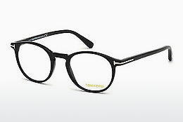 Lunettes design Tom Ford FT5294 069 - Bourgogne, Bordeaux, Shiny