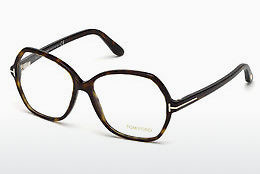 Lunettes design Tom Ford FT5300 052 - Brunes, Dark, Havana