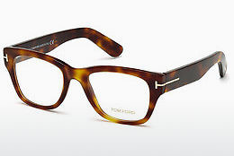 Lunettes design Tom Ford FT5379 052 - Brunes, Dark, Havana