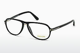 Lunettes design Tom Ford FT5380 056 - Brunes, Havanna