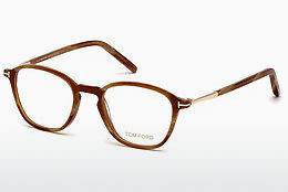 Lunettes design Tom Ford FT5397 062 - Brunes, Havanna