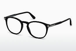 Eyewear Tom Ford FT5401 001 - Black, Shiny