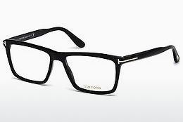 Eyewear Tom Ford FT5407 001 - Black, Shiny