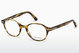 Lunettes design Tom Ford FT5428 039 - Jaunes
