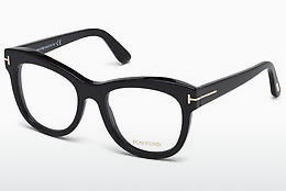 Eyewear Tom Ford FT5463 001 - Black, Shiny