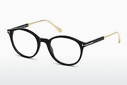 Lunettes design Tom Ford FT5485 056 - Brunes, Havanna