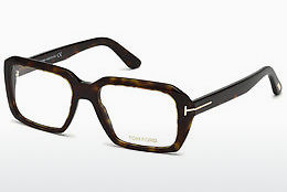 Lunettes design Tom Ford FT5486 052 - Brunes, Havanna