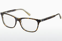 Lunettes design Tommy Hilfiger TH 1234 1IL - Brunes, Havanna