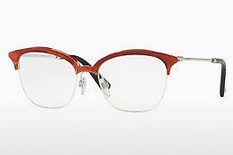 Eyewear Valentino VA1005 3006 - Silver, Brown, Havanna, Red