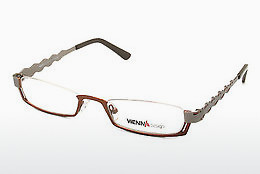 Eyewear Vienna Design UN454 02 - Brown, Copper