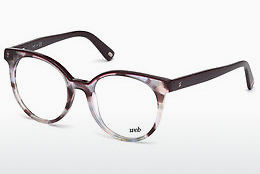Lunettes design Web Eyewear WE5227 074 - Rose
