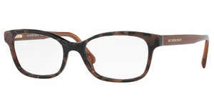 Burberry BE2201 3648 SPOTTED BROWN