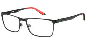 Carrera CA8811 003 MTT BLACK