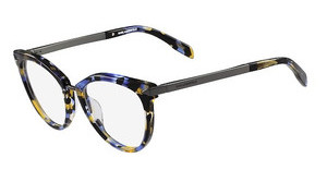 Karl Lagerfeld KL915 143 BLUE YELLOW HAVANA