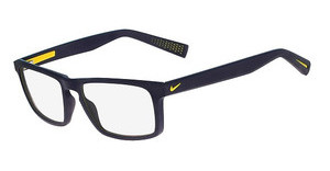Nike NIKE 4258 414 MIDNIGHT NAVY/TOUR YELLOW