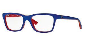 Ray-Ban Junior RY1536 3601 TOP BLU ON RED