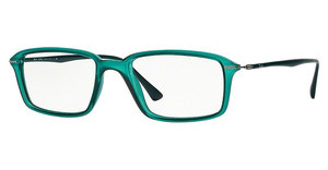 Ray-Ban RX7019 5243 DEMI SHINY GREEN