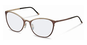 Rodenstock R2568 D chocolate, rose gold