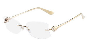 Salvatore Ferragamo SF2128R 717 SHINY GOLD
