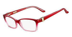 Salvatore Ferragamo SF2649 631 RED CORAL