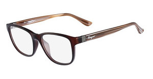 Salvatore Ferragamo SF2729 210 BROWN