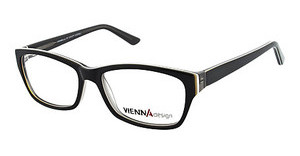 Vienna Design UN526 01 black-x'tal honey-white-grey