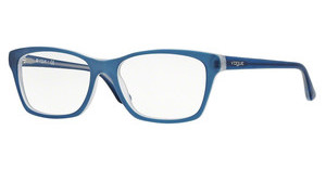 Vogue VO2714 2171S TOP MATTE BLUE TRANSP
